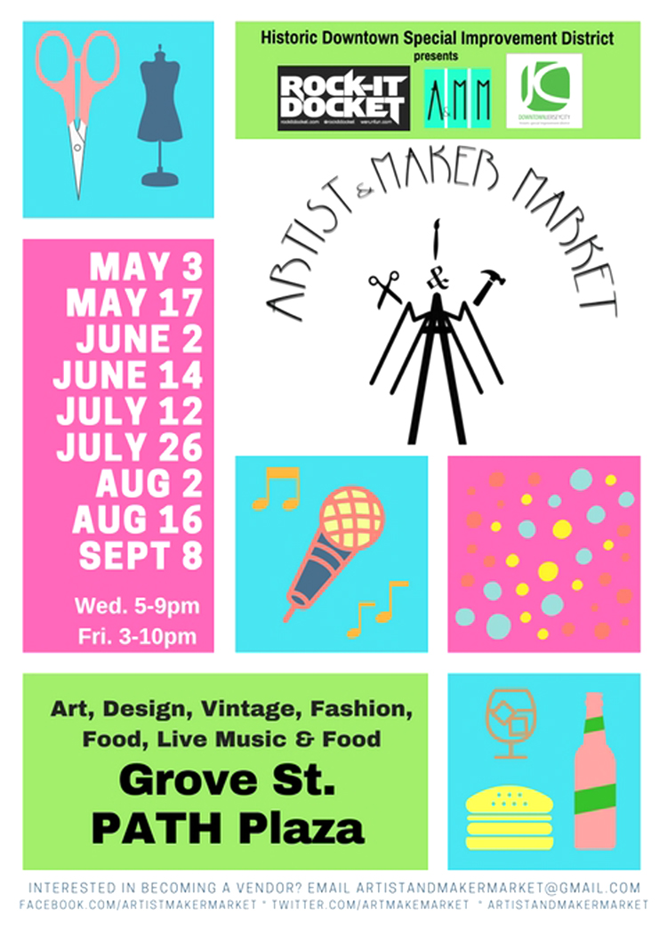 Groove on Grove Concert Series